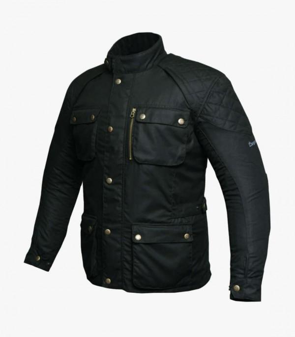 Degend Oxford Black 2/4 Textile Jacket