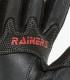 Guantes de invierno unisex Road de Rainers en color negro