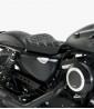Sillín monoplaza Austin Customacces Negro SI0008N
