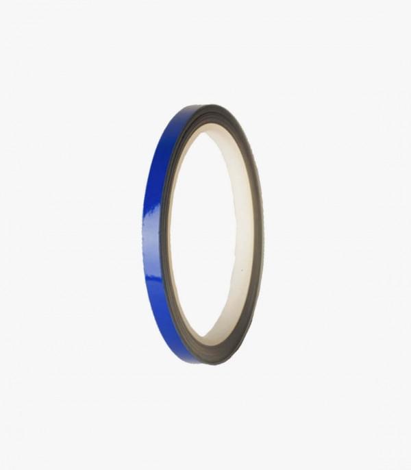 Tira adhesiva azul Puig para llanta de moto