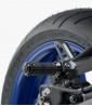 Estriberas R-Fighter S de Puig para moto en color negro