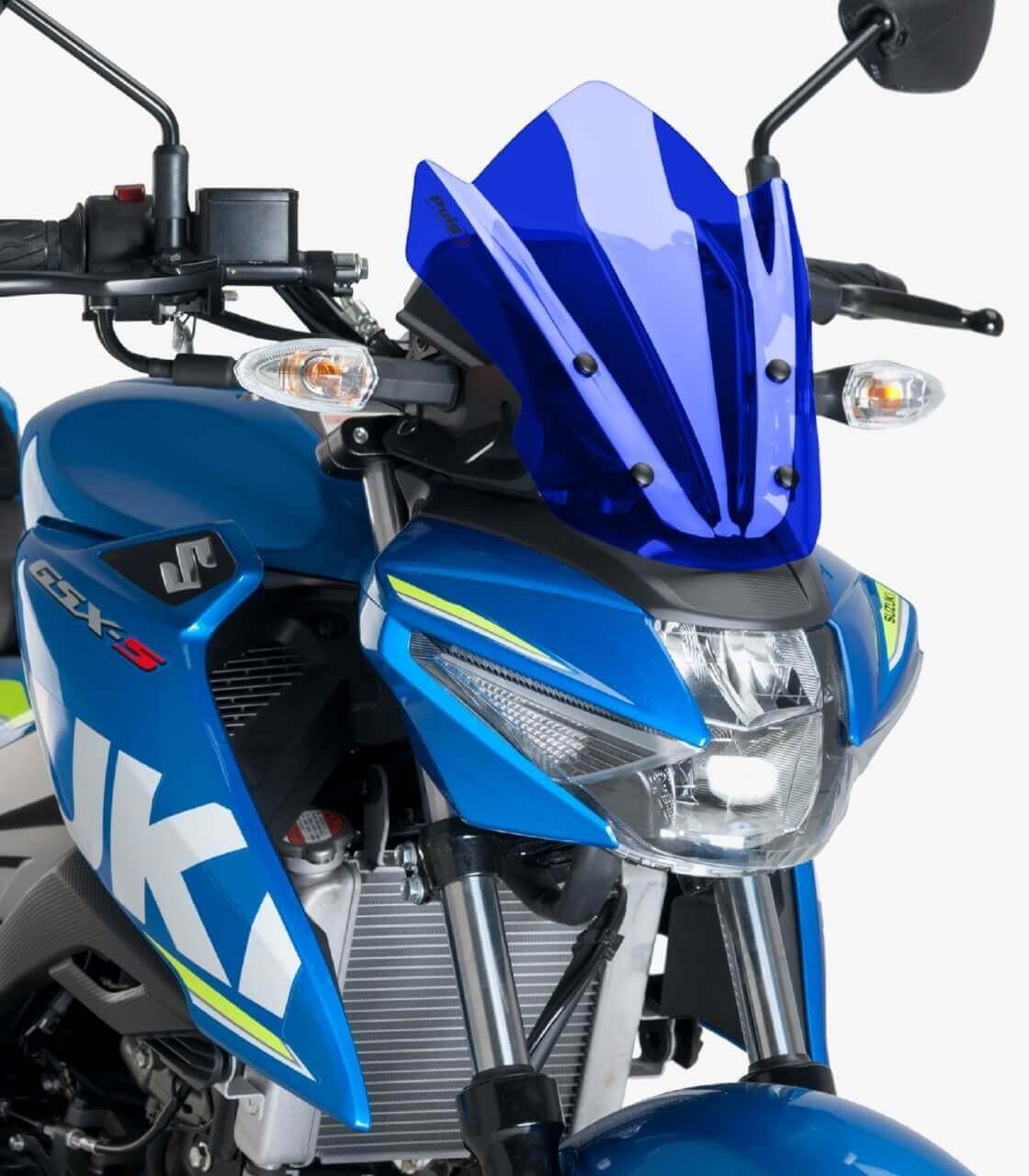 PUIG HI-TECH PARTS - 9436H - Race Windscreen Suzuki GSX-S