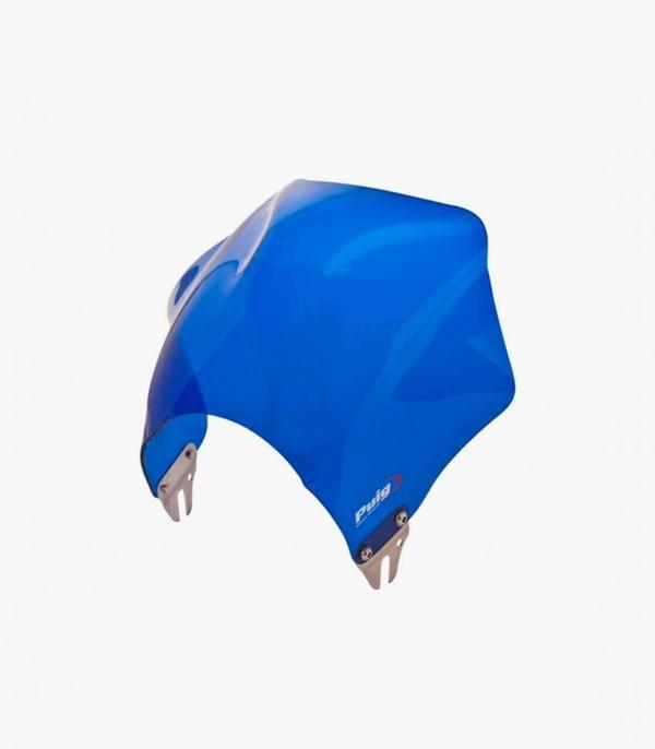Cúpula Corta Puig modelo Raptor para Faro Redondo color Azul