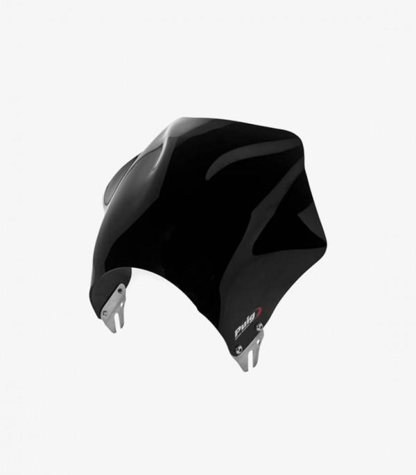 Cúpula Corta Puig modelo Raptor para Faro Redondo color Negro