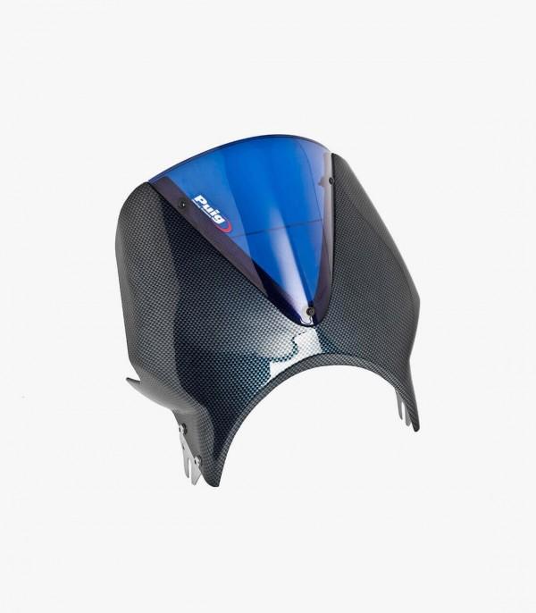 Cúpula Corta Puig modelo Vision para Faro Redondo color Carbono 003CH