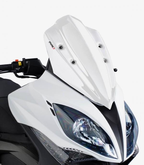 Pantalla Puig modelo V-Tech Line Sport para Maxiscooters color Transparente 5271W