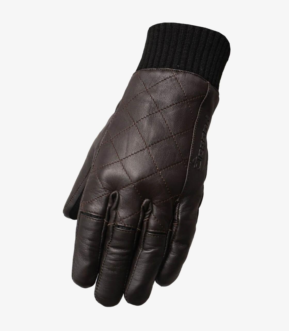 8fe2f609c Men's winter Gloves Degend DIAVEL Brown