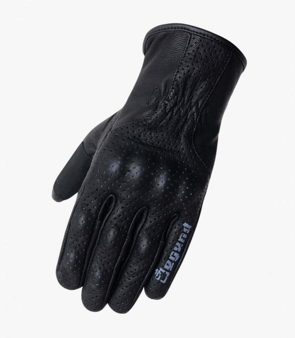 Men's summer Gloves Degend PRO-SUMMER Black