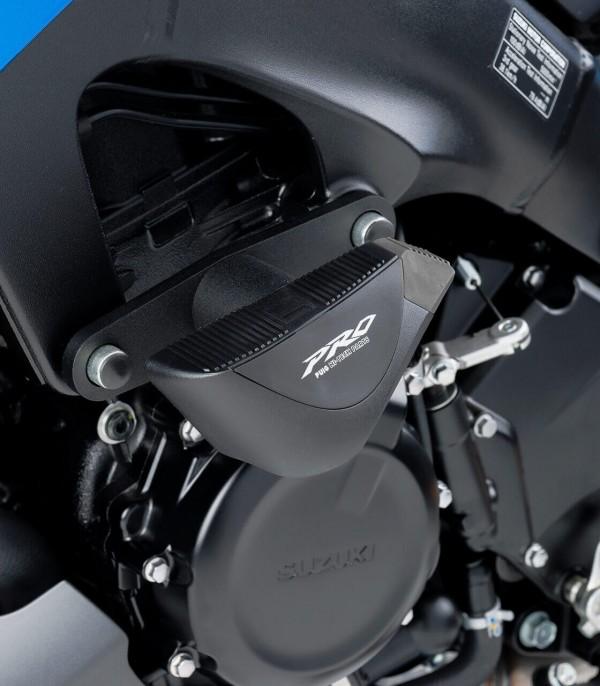 Protector de motor PRO de Puig 7704N