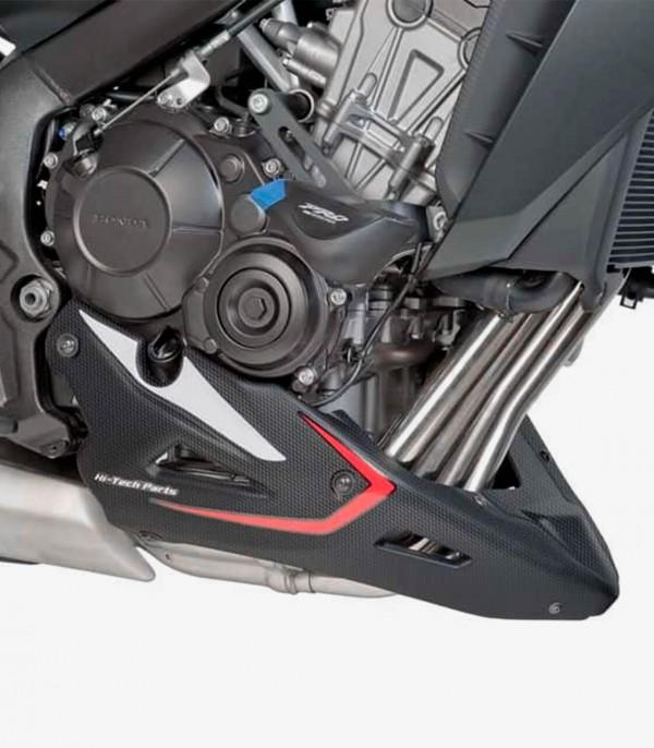 Quilla de moto Puig color Carbono 7021C