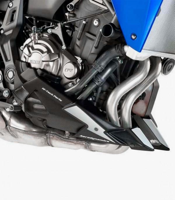 Quilla de moto Puig color Carbono 7022C