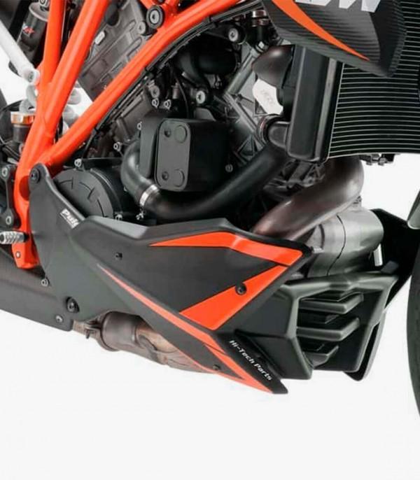 Quilla de moto Puig color Negro 7573J