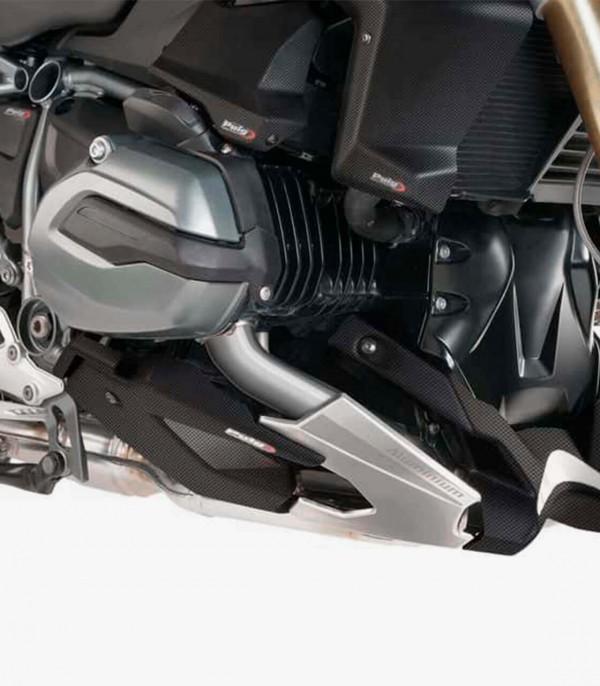 Quilla de moto Puig color Carbono 7690C