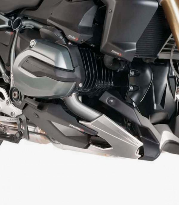 Quilla de moto Puig color Negro 7690J