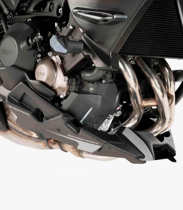 Quilla de moto Puig color Negro 7692J