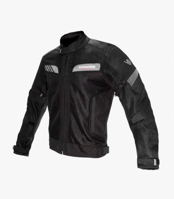 On-Air unisex Summer jacket in Black / Grey by On Board