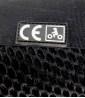3D-Air unisex Summer jacket in Black / Fluor by On Board