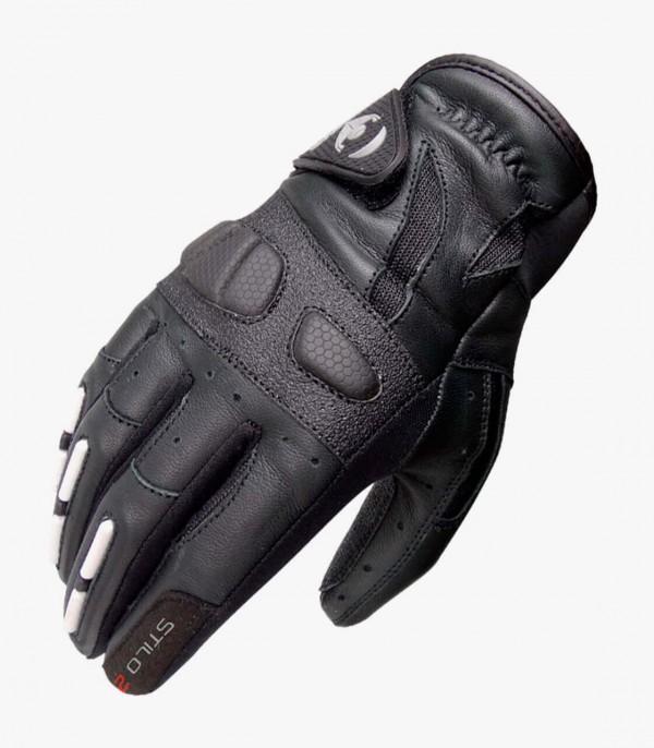 Summer Gloves Stilo2 from On Board color Black