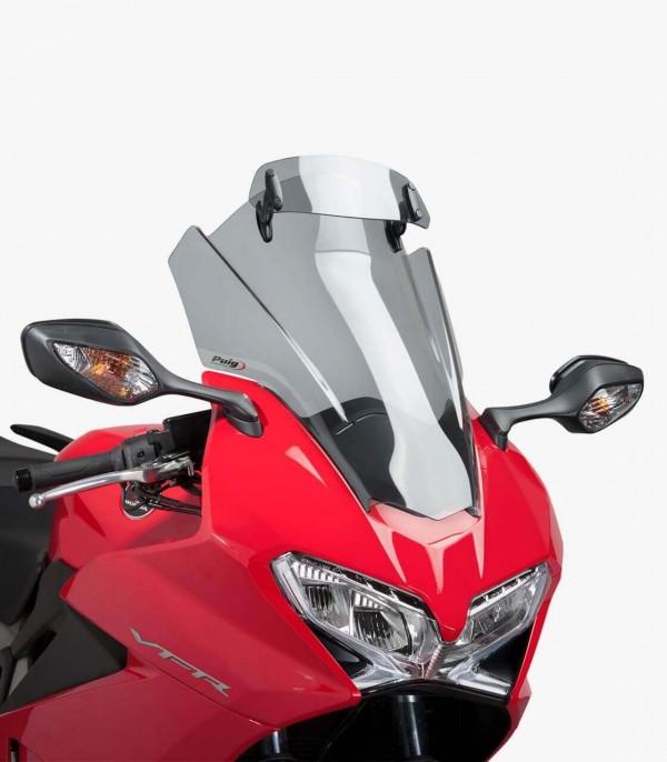 Cúpula Puig Touring con Visera Honda VFR800F Ahumado 7008H