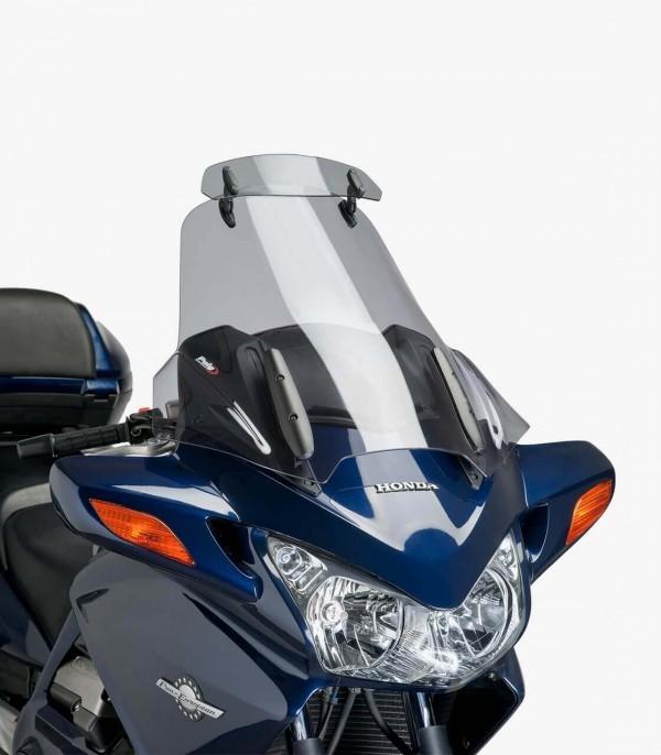 Cúpula Puig Touring con Visera Honda Pan-European Ahumado 7591H