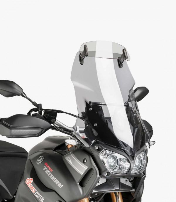 Cúpula Puig Touring con Visera Yamaha XT1200Z Super Ténéré Ahumado 7600H