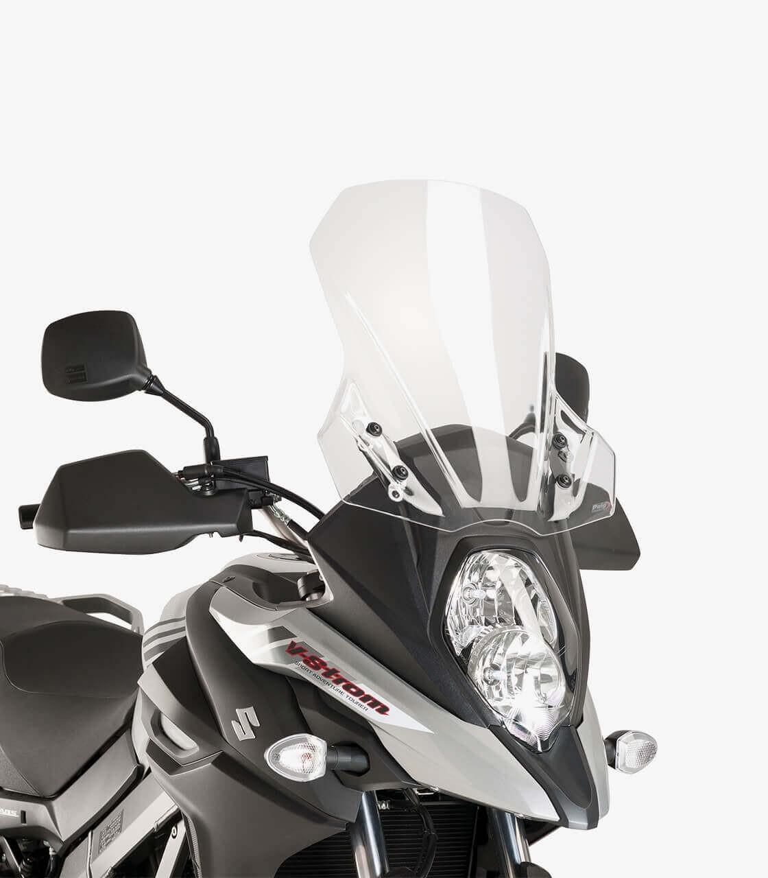 Puig 9719W Touring Screen for Model Suzuki DL650 V-Strom ...