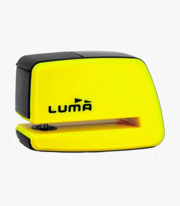 Candado de disco Luma Enduro 91 D amarillo