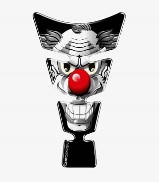 Puig Grey Tank Pad model Clown