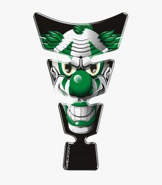 Puig Green Tank Pad model Clown
