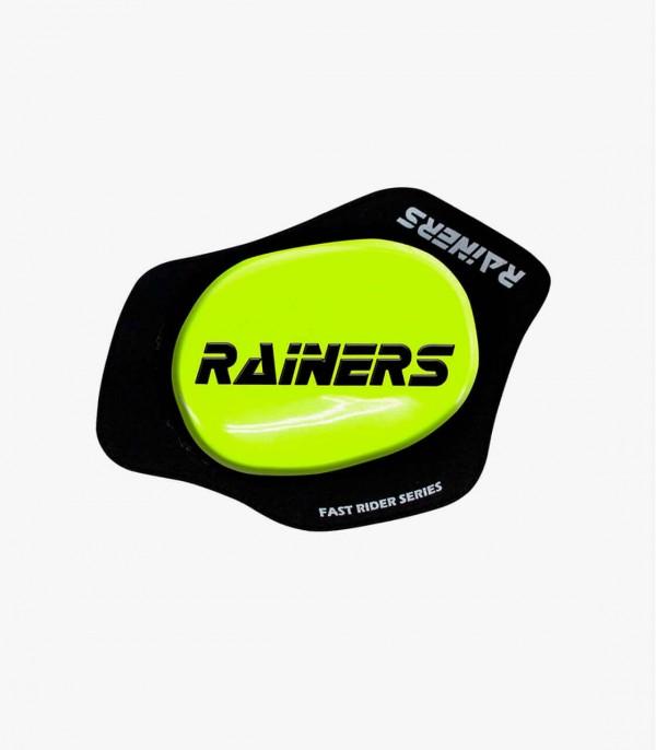 Deslizaderas Rainers HP-5 Flúor y Negras