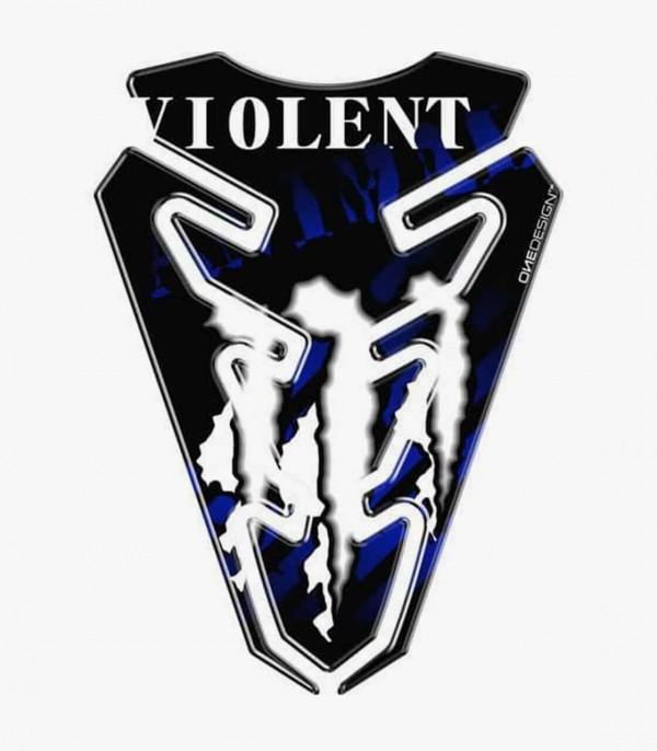 Protector depósito Puig Violent Azul
