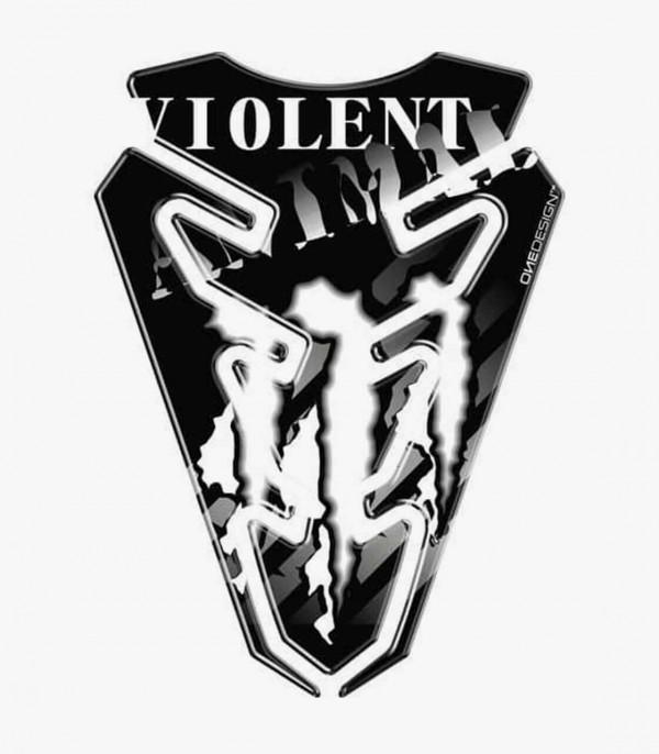 Protector depósito Puig Violent Negro