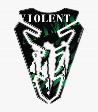Puig Green Tank Pad model Violent