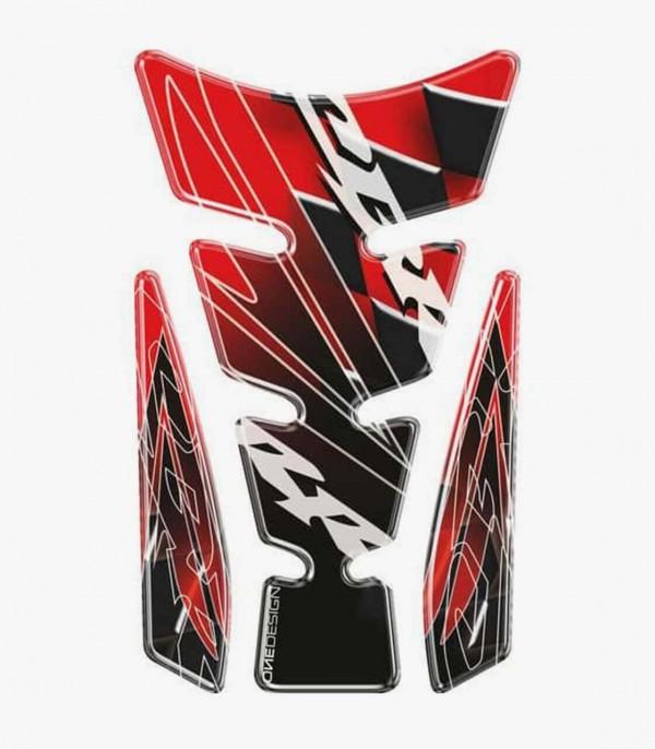 Protector depósito Puig Wings CBR Rojo