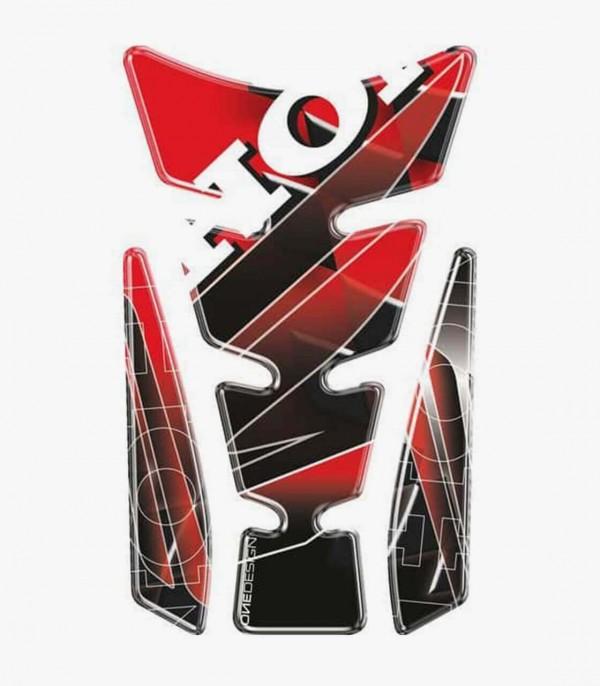 Protector depósito Puig Wings Honda Rojo