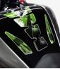 Protector depósito Puig Wings Kawasaki Verde