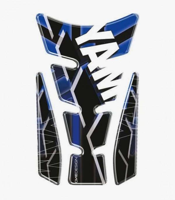Protector depósito Puig Wings Yamaha Azul