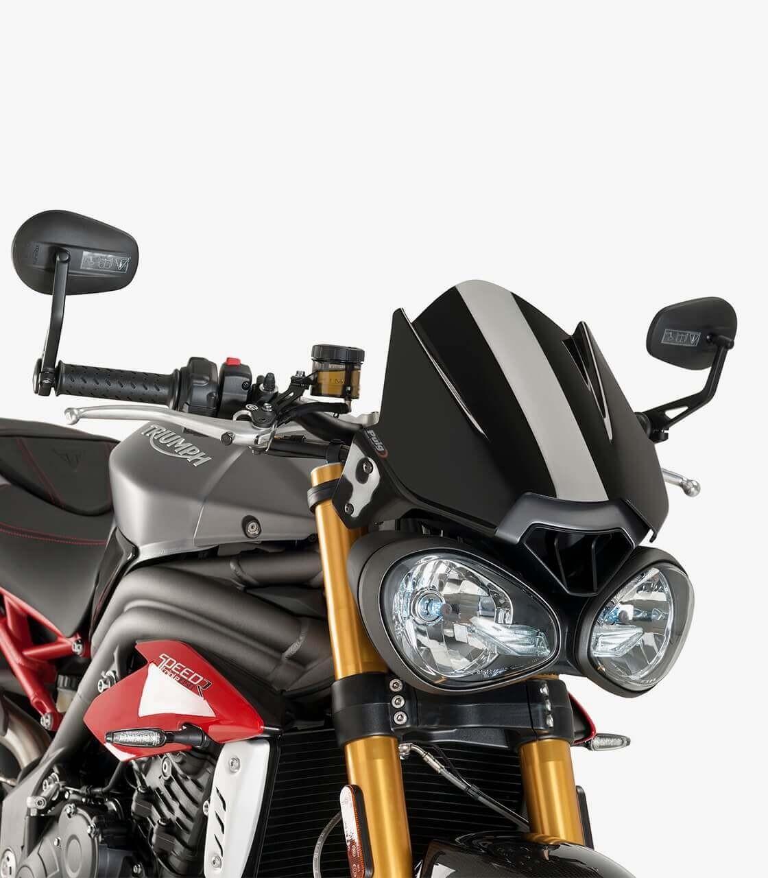 PUIG SPORT Naked New Generation Windscreen Ducati