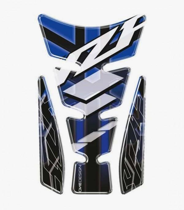 Protector depósito Puig Wings YZF Azul