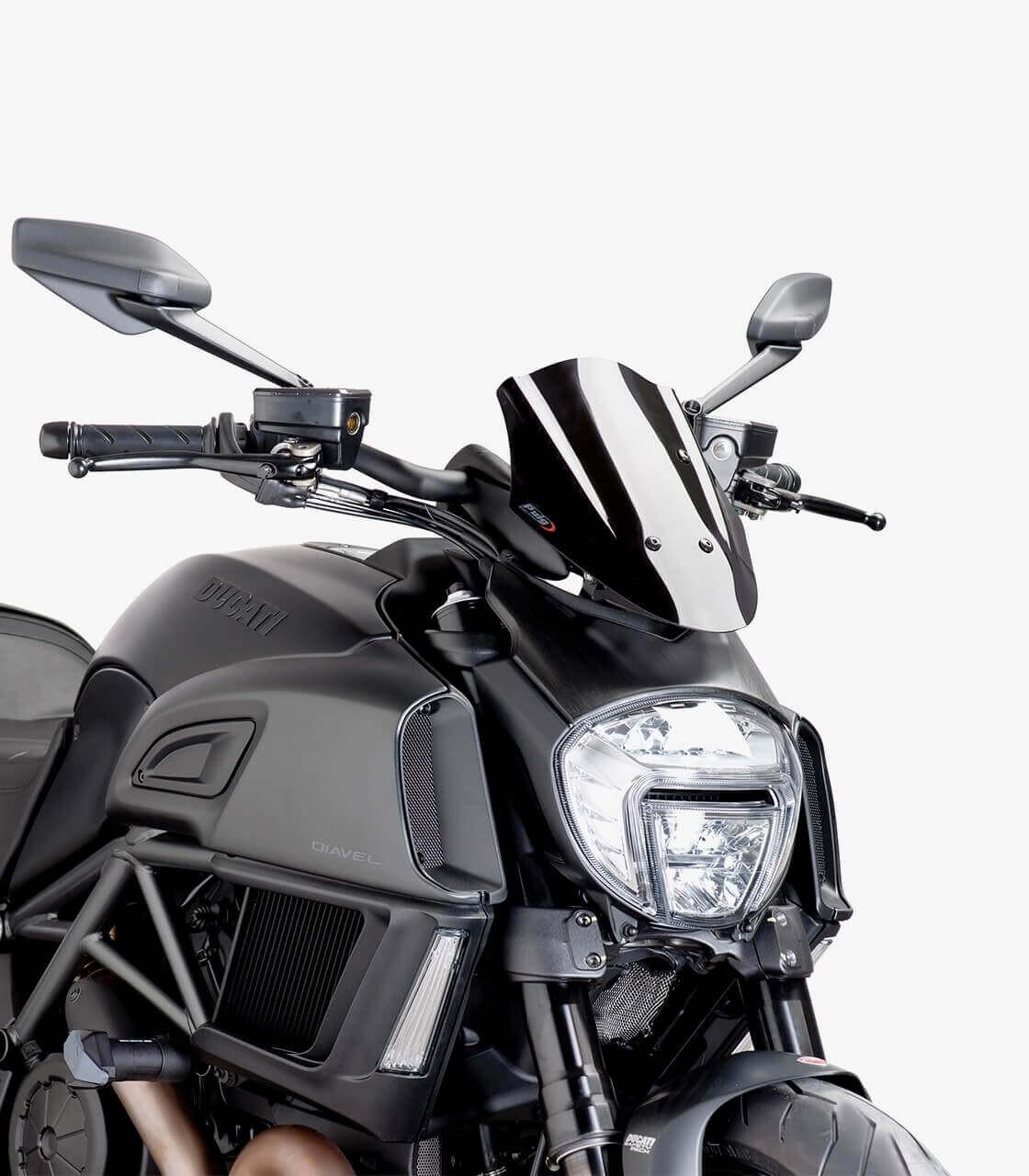 Cúpula Puig Ducati Monster 797/821/1200 R/S Naked New