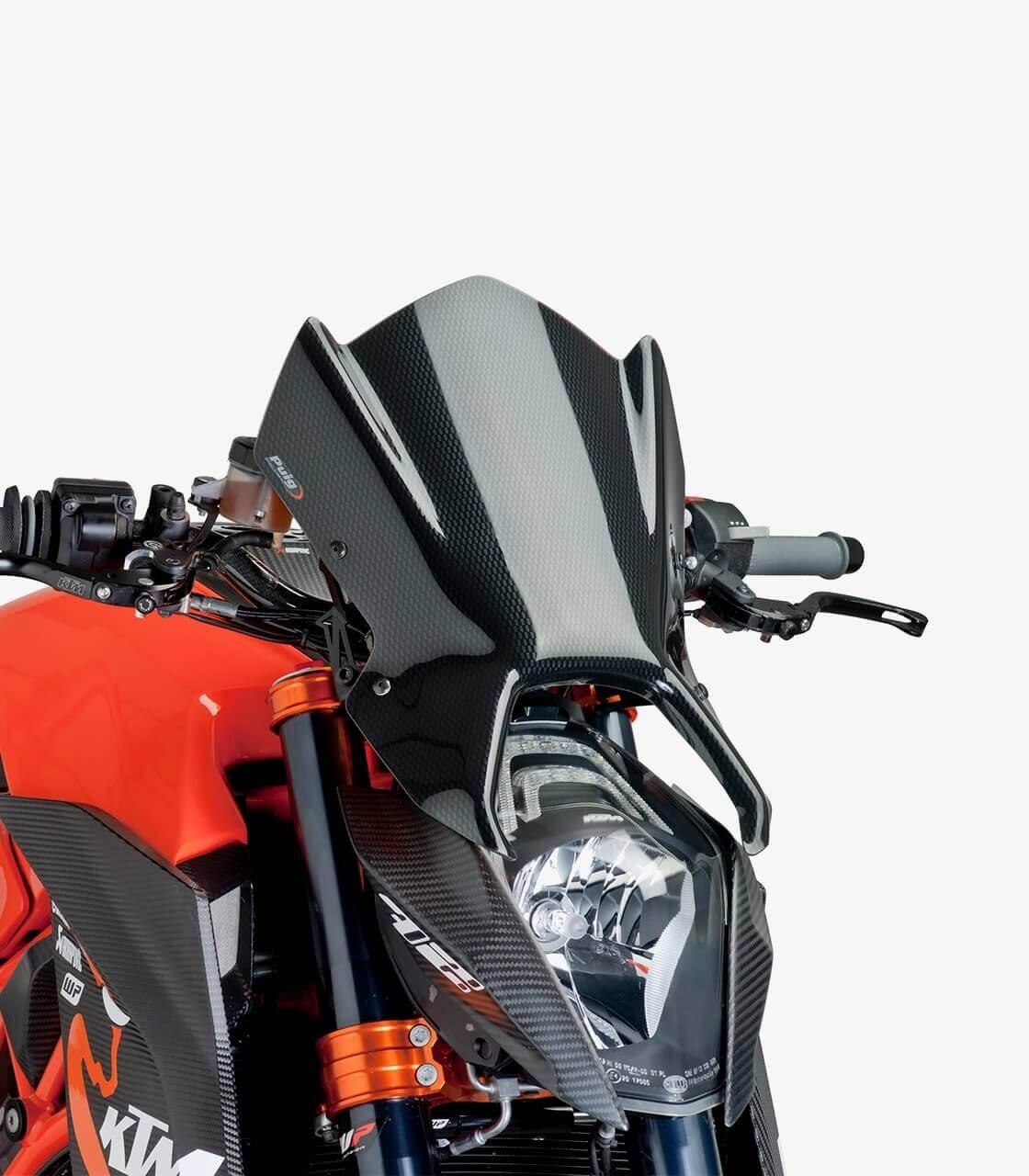 Cúpula Puig KTM 790 Duke Naked New Generation Sport
