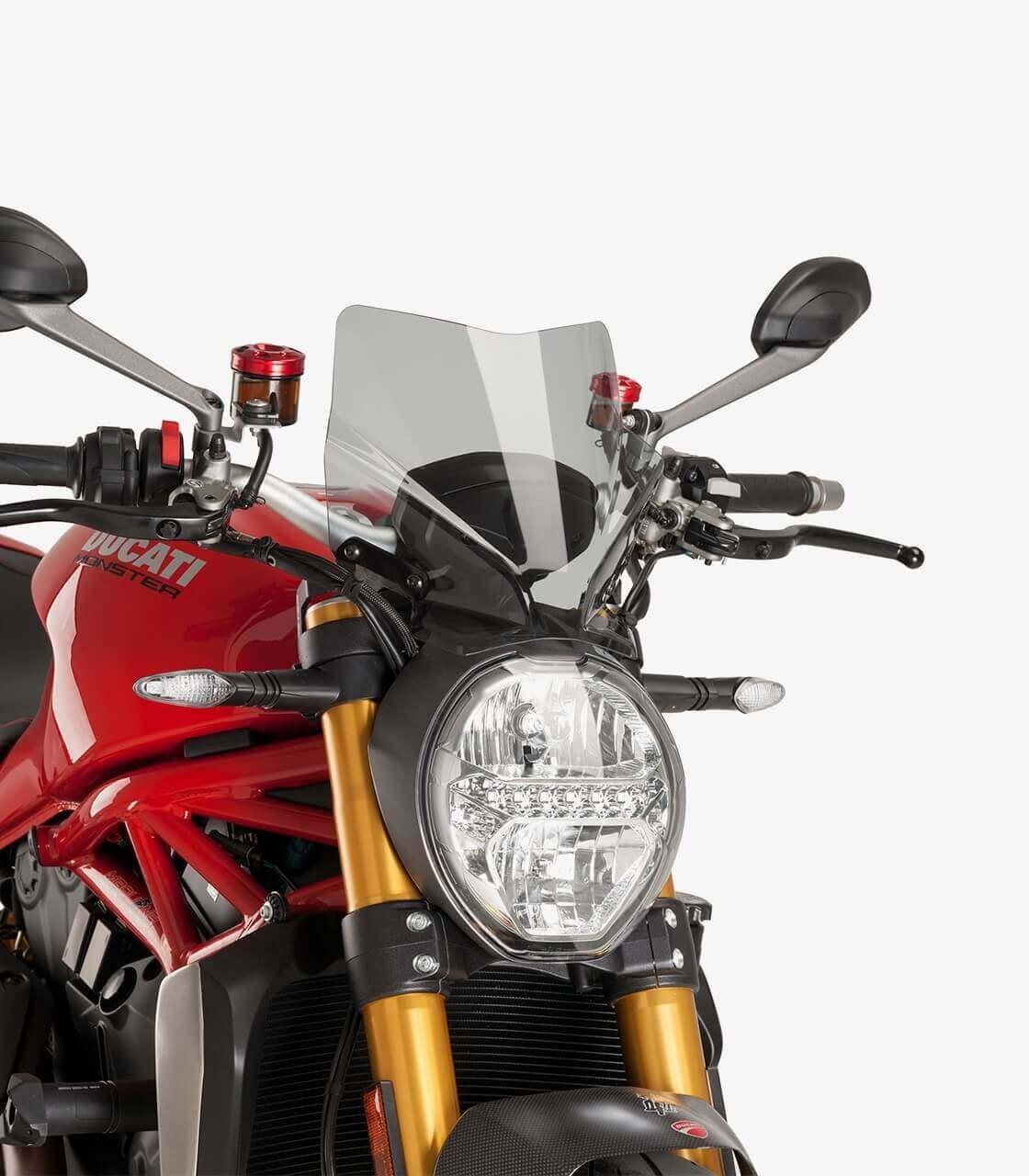 Cúpula Puig Naked New Generation Sport Honda CB1000R Negro