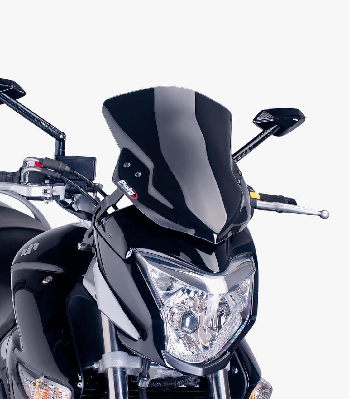 Cúpula Puig Honda CB1000R Naked New Generation Sport Negro