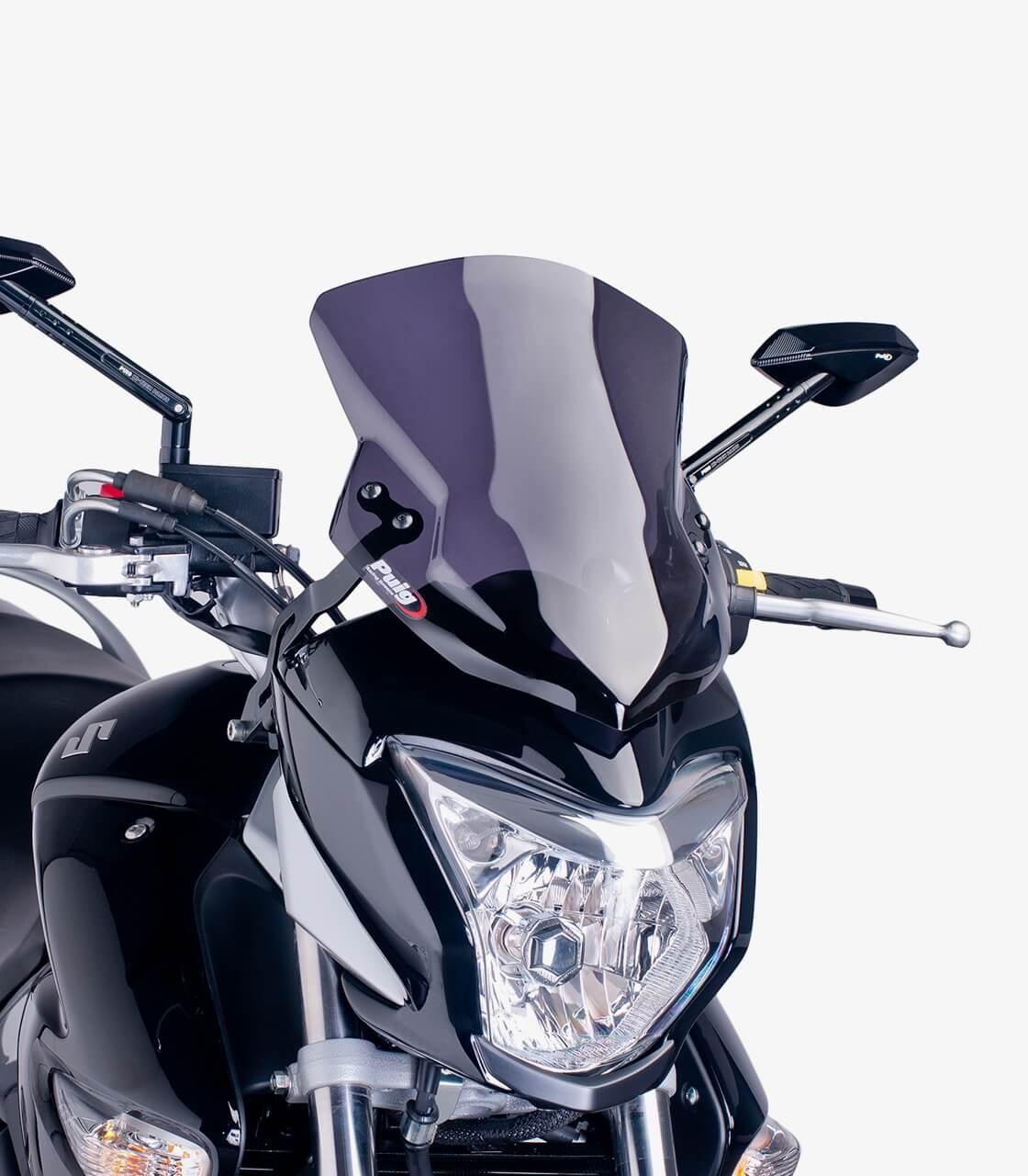 Suzuki GSR750 Puig Naked New Generation Sport Dark smoked