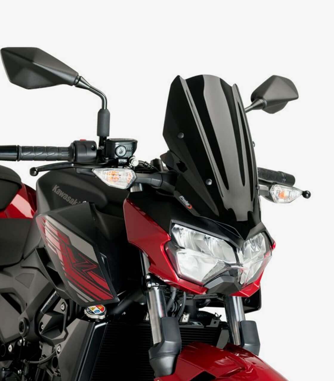 Kawasaki Vulcan S Puig Naked New Generation Sport Black