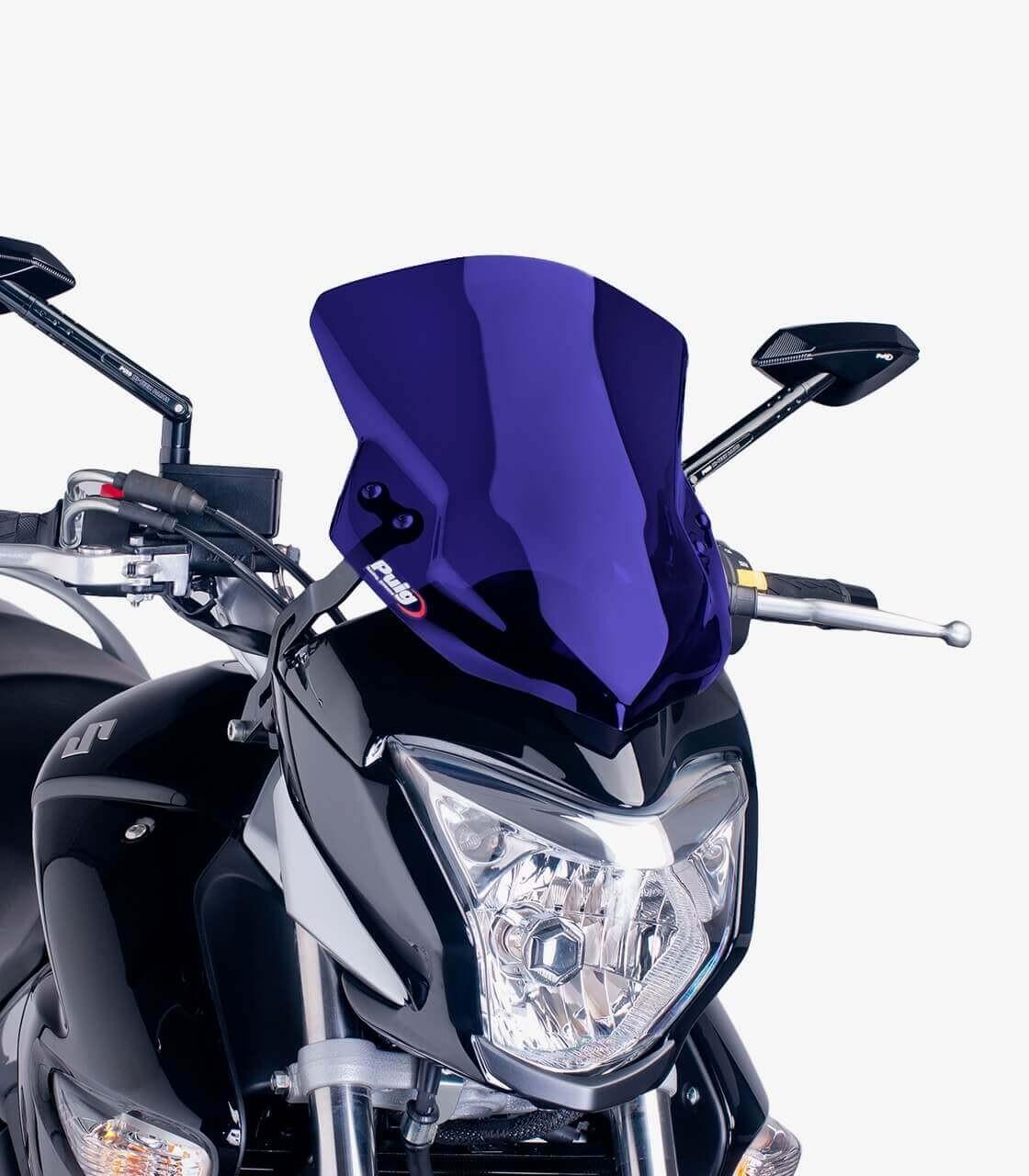 Suzuki GSZ-S1000 Puig Naked New Generation Sport Dark