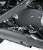 Estriberas Heritage Negras de Puig para moto