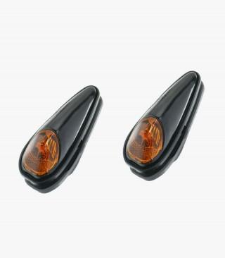 Puig Black Turn Lights model Speed