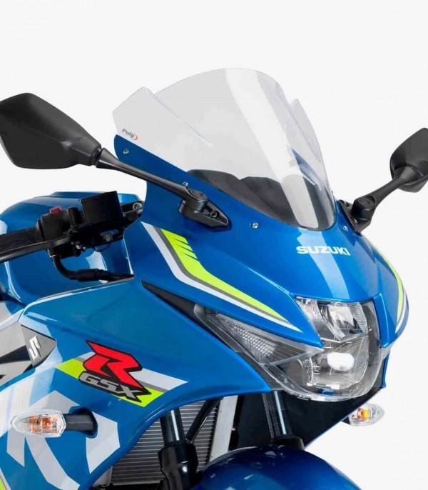 Cúpula Puig Racing Suzuki GSX-R125 2017-2019 Transparente 9721W