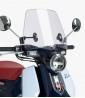 Parabrisas Puig modelo Trafic Honda Super Cub C125 color Transparente 3490W